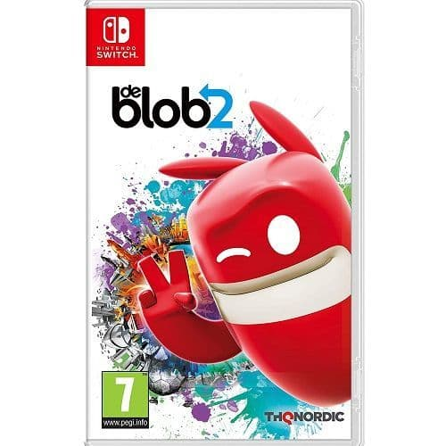 De Blob 2 Nintendo Switch Game